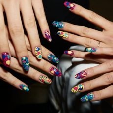 New nail art design ideas for the upcoming spring season change in the 2021